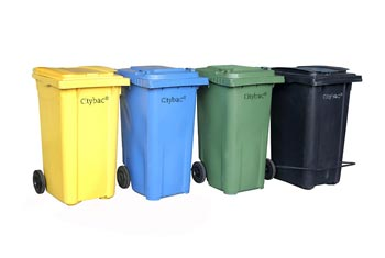 Plastic/ Hybrid Refuse Containers