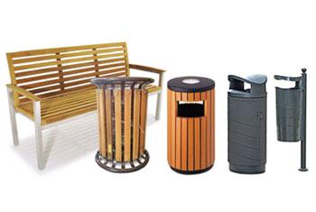 Litter Bins / Street Furniture